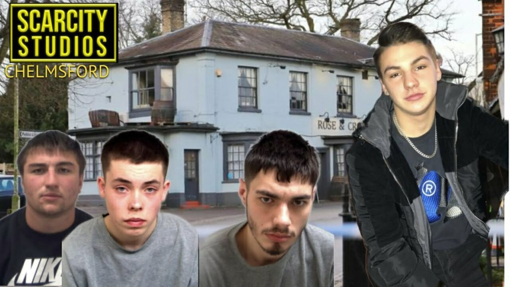 3 jailed for life after murder of Liam Taylor in Chelmsford