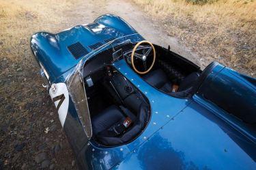 1955 Jaguar D-Type Top