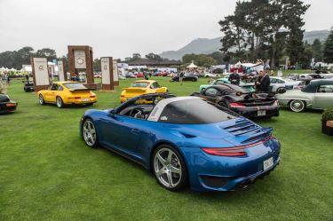 Alois Ruf Reunion - 2018 Quail Motorsports Gathering