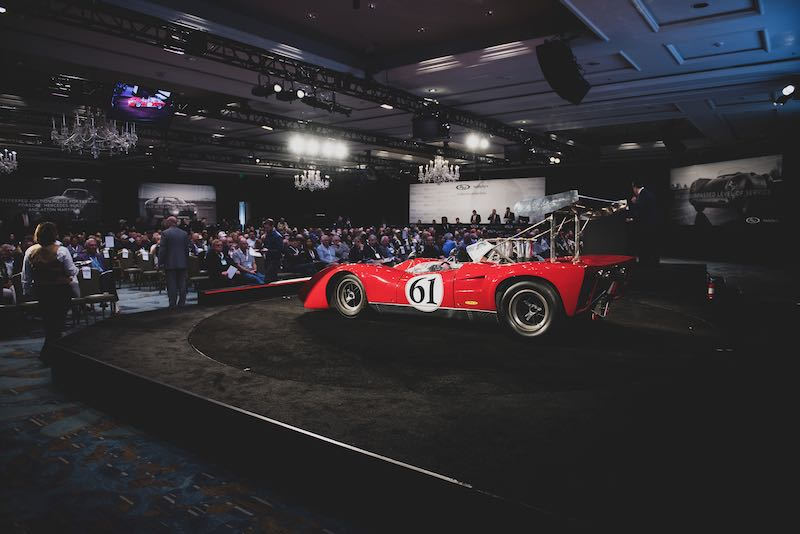 1970 Lola T165 Can-Am sold for $665,000