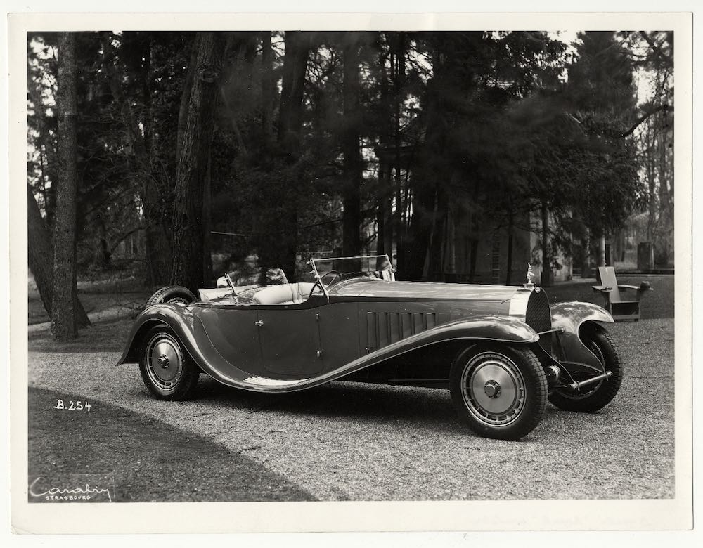 Bugatti Type 41 Royale Roadster