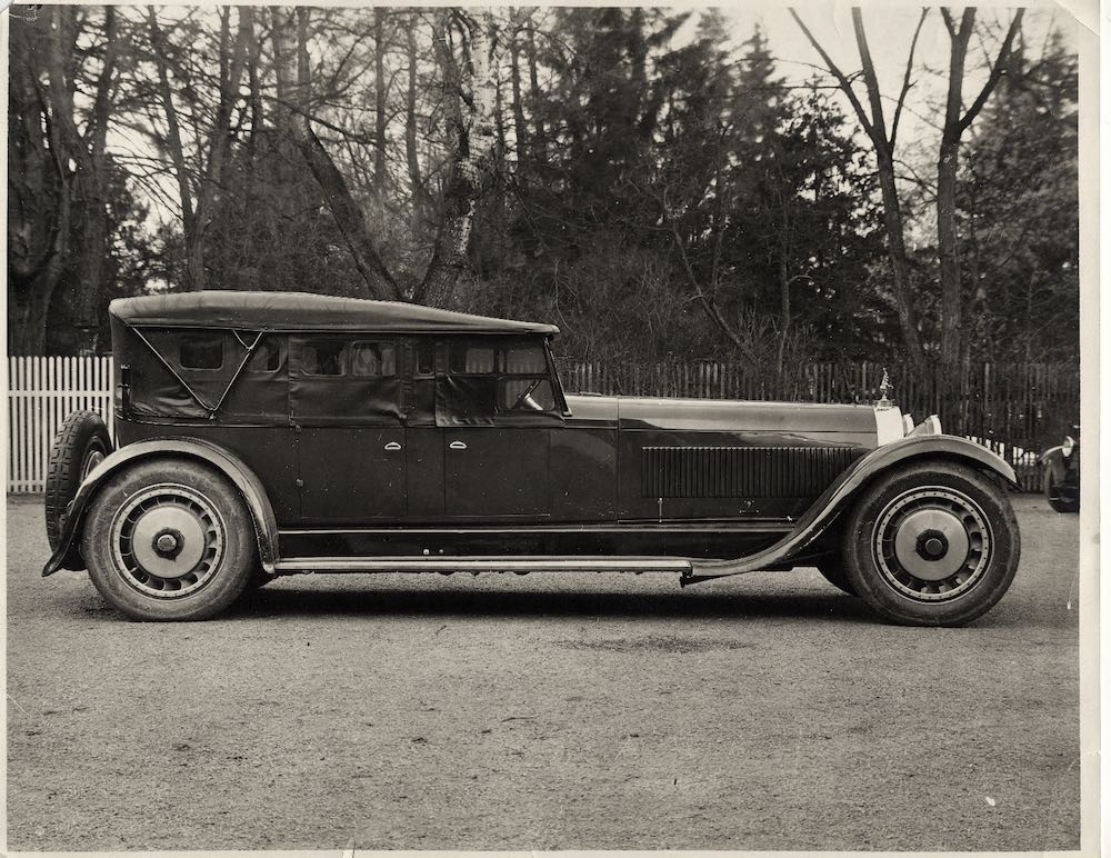 1926 Bugatti Type 41 Royale Prototype