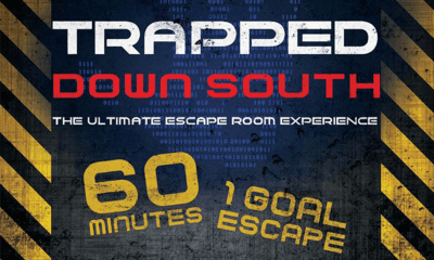 Trapped Down South Logo