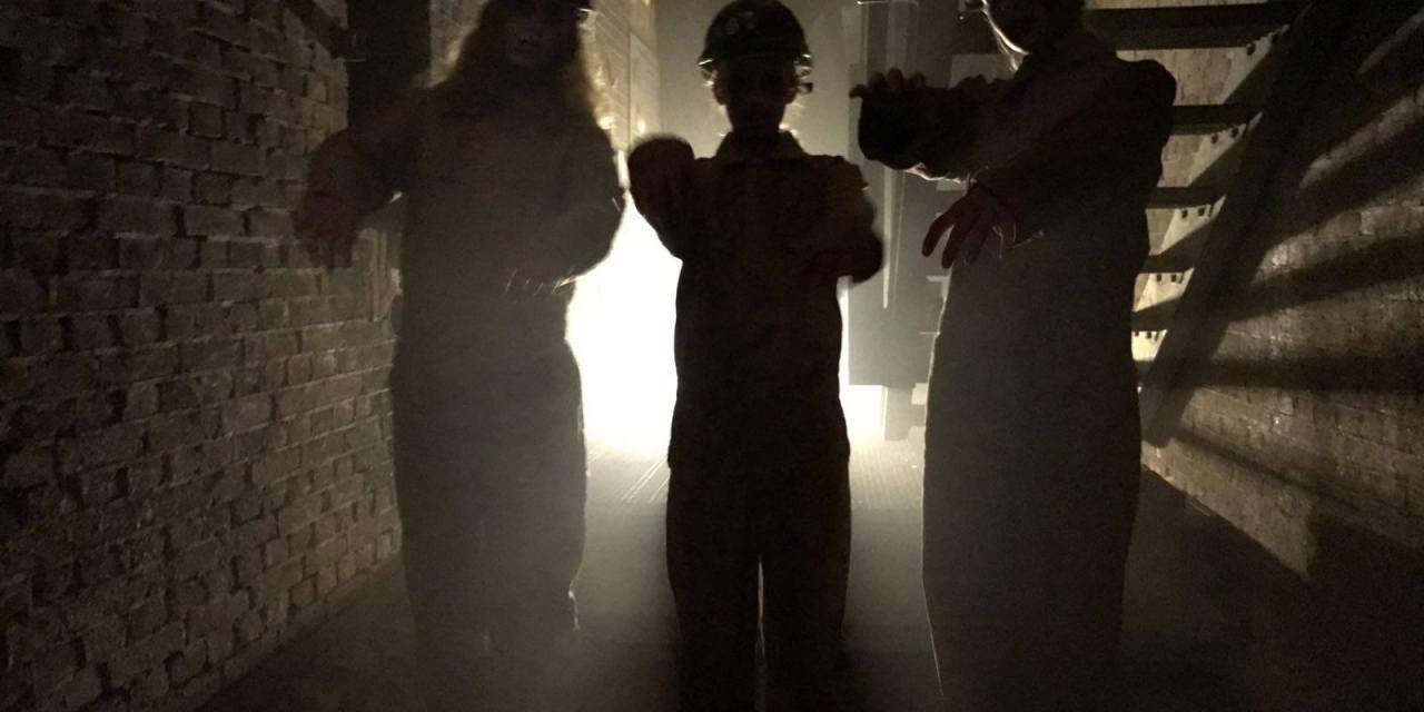 Halloween op Pampus