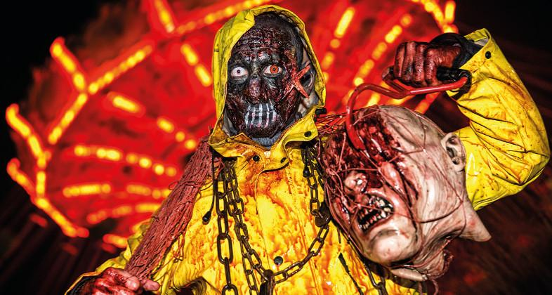 Halloween Horror Fest, Haunted Lantern steelt de show