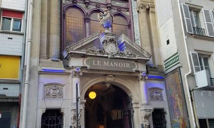 Le Manoir de Paris: Elk weekend is het Halloween
