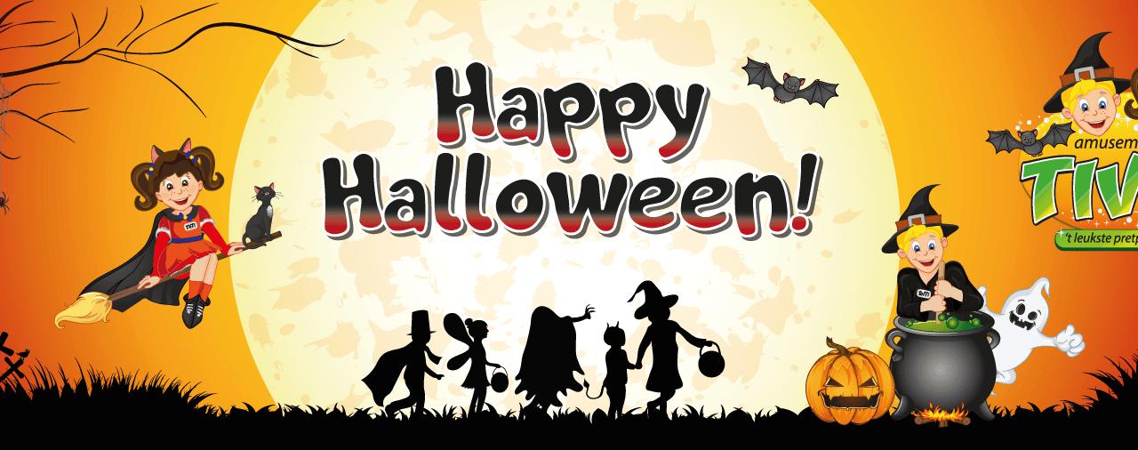 Tivoli's Happy Halloween