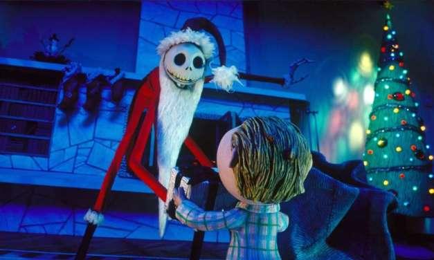 Nightmare before Christmas Kerstgriezelmaze