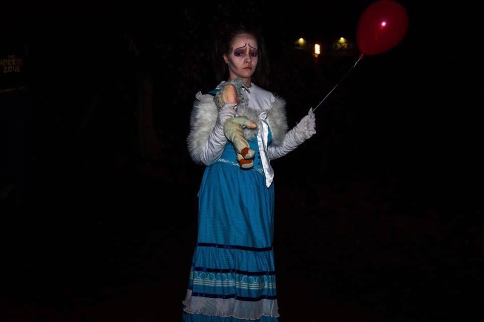 Horror Zone: Het circus is in de stad