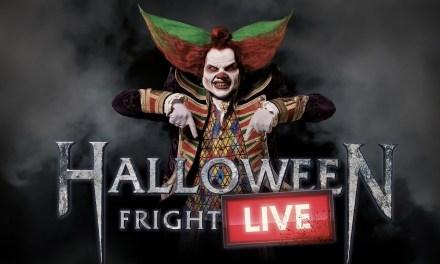 Een avondje Halloween Fright Live met Eddie de Clown
