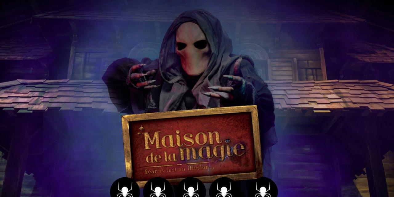 Eerste beelden van Maison de la Magie spookhuis in Toverland