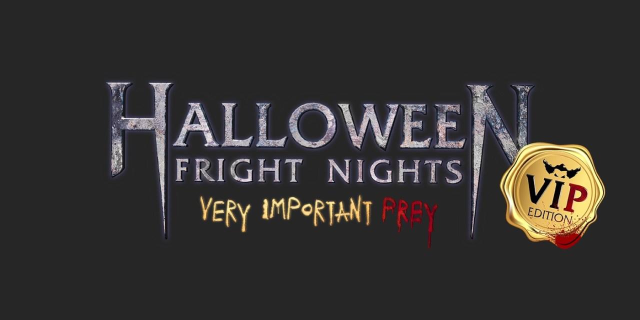 Aftermovie Halloween Fright Nights en Spooky Days 2020 in Walibi Holland