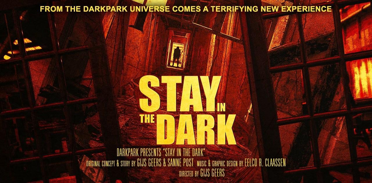 Een kijkje achter de schermen bij Stay in the Dark experience