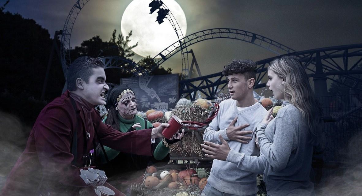Halloween 4-daagse in Erlebnispark Tripsdrill