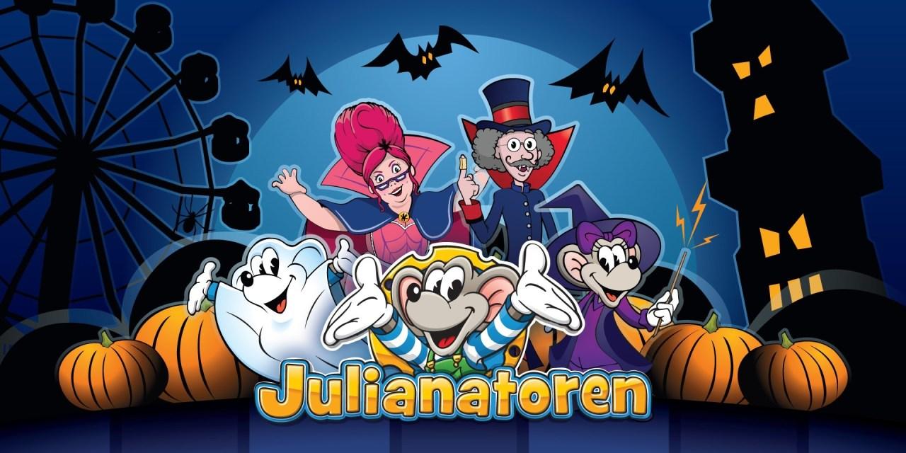 Halloween in Kinderpretpark Julianatoren