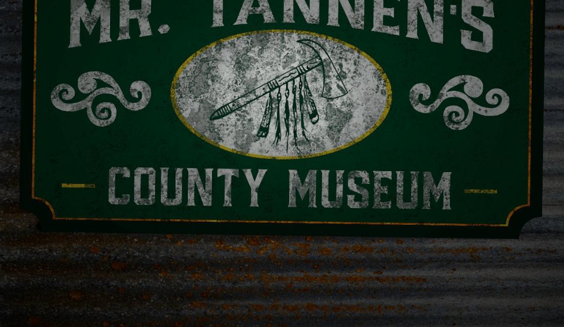 Horror Zone presenteert spookhuis Mr. Tannen's County Museum