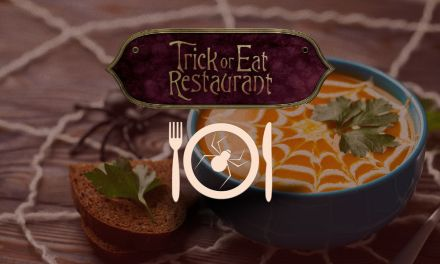 Aanbod dinerbuffet Trick or Eat in Toverland