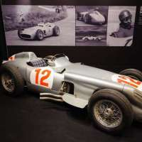 The world's most expensive Grand Prix car