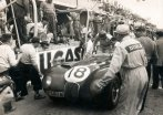 Tony Rolt and Duncan Hamilton won the 1953 Le Mans 24 Hours and made a legend for themselves in the C-Type
