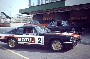 A little bit of loophole exploiting saw the XJ-S qualify for touring car races, under Tom Walkinshaw's guidance