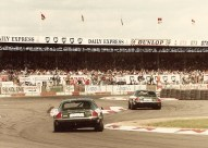 The mighty TWR XJ-S juggxrnaught won all there was to win n touring cars