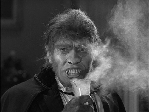 Frederic March in Dr. Jekyll & Mr. Hyde