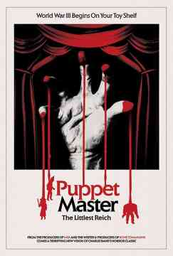 The Puppetmaster Littlest Reich made its Premiere at Overlook