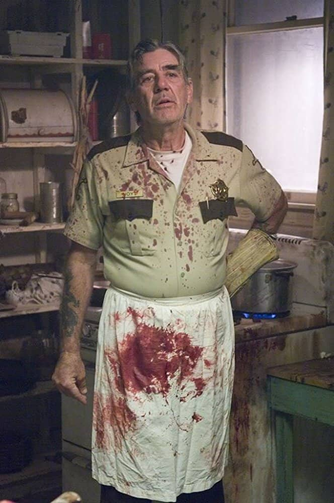 R.Lee Ermey Texas Chainsaw_