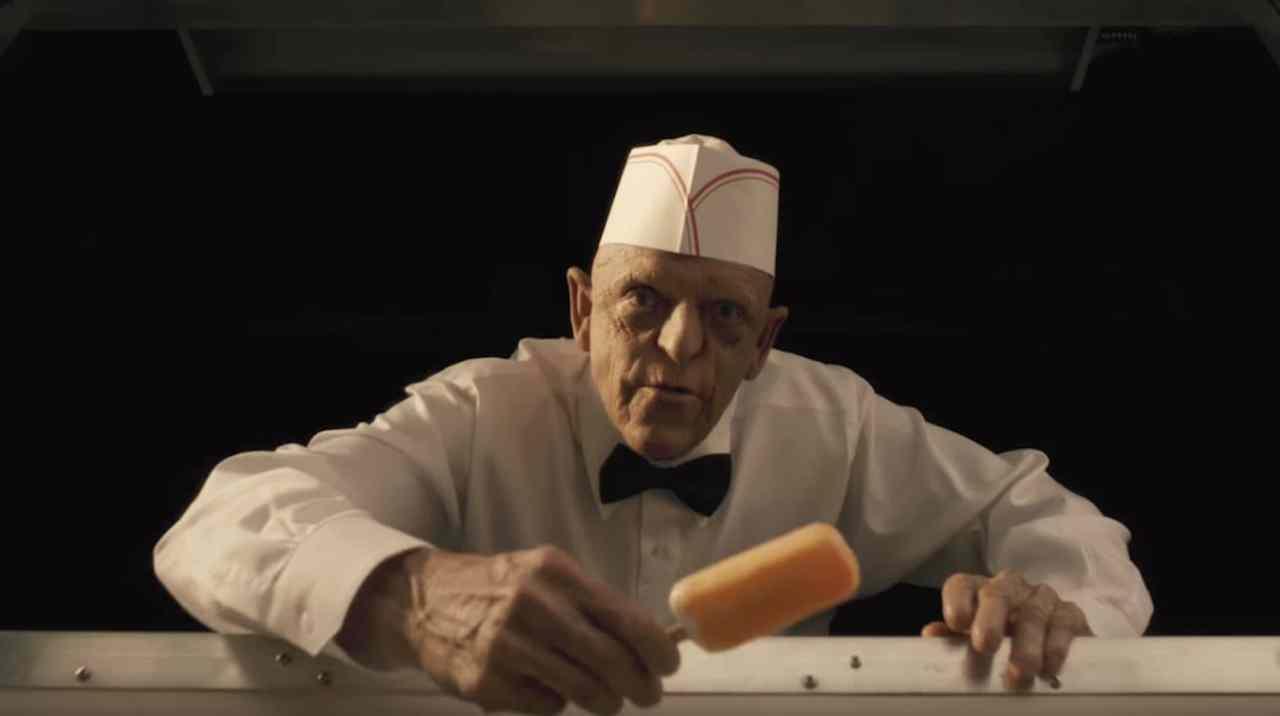 One Please Ice Cream Man