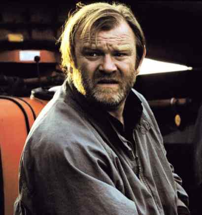 Brendan Gleeson as good dad Frank in 28 Days Later.