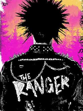 The Ranger Punk Poster
