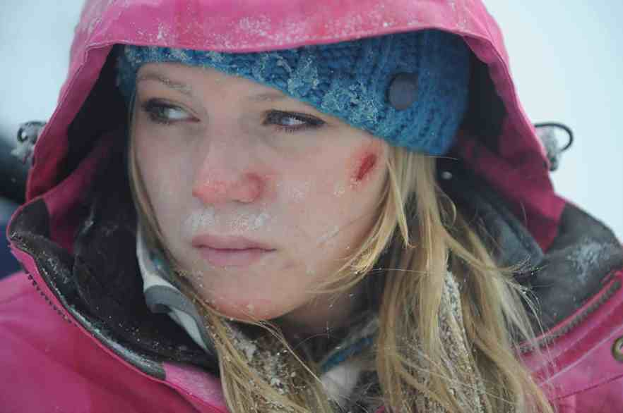 Emma Bell in Frozen (2010)