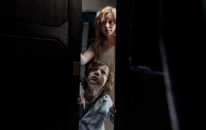 Essie Davis and Noah Wiseman in The Babadook (2014)
