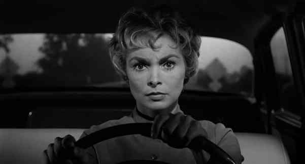 Psycho Janet Leigh