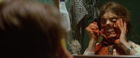 Poltergeist: Scary Mirror Trope