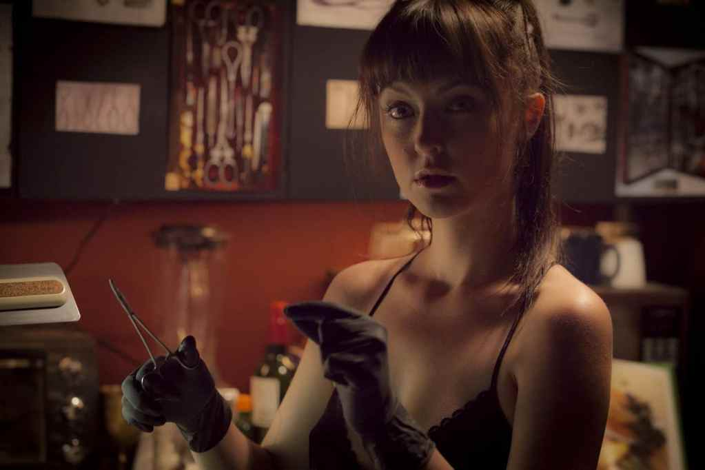 Katherine Isabelle in American Mary (2012)