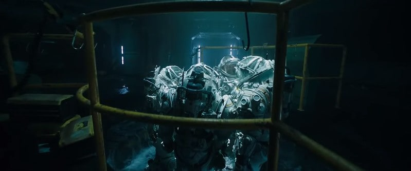 Eric's Review: Underwater (2020) – The Scariest Things