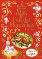 Capa do Livro: Alice no Pais das Maravilhas