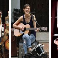 Keira e le ragazze con la chitarra