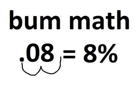 Bum Math