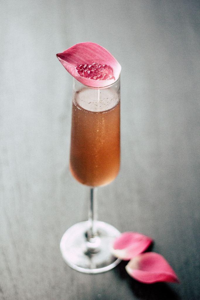 Scarlett Smash signature cocktail