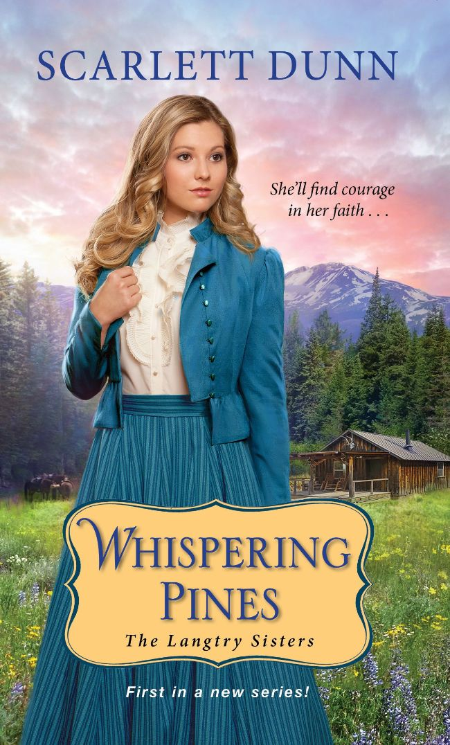 WHISPERING PINES book signings