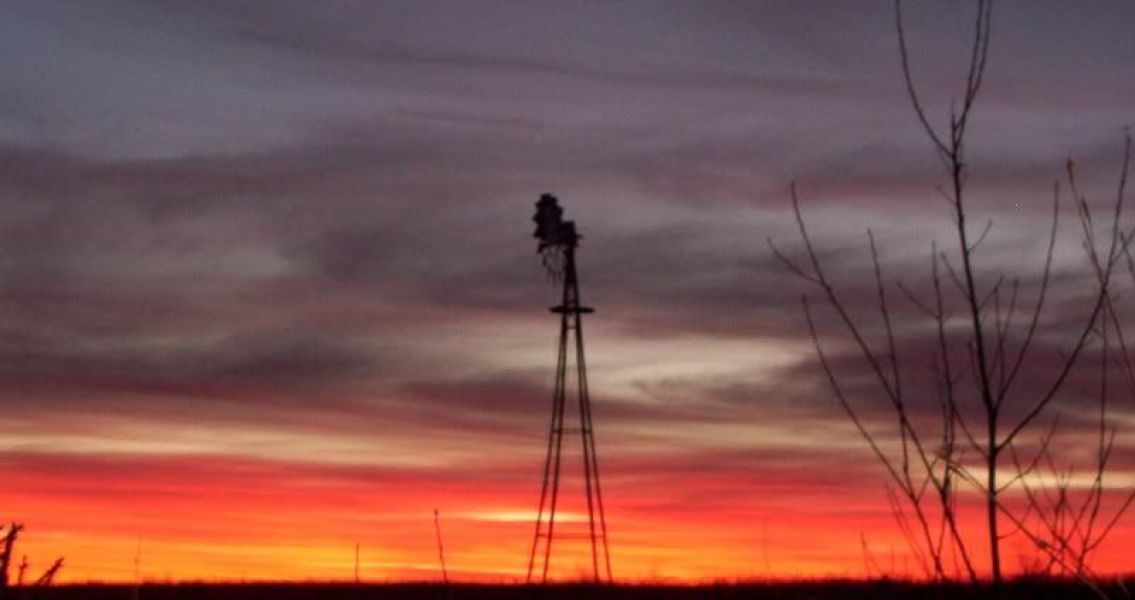 WINDMILLS IN TIME - - - - - West Texas Cowboy to Oilman