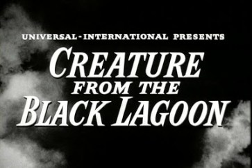 Creature From The Black Lagoon Title