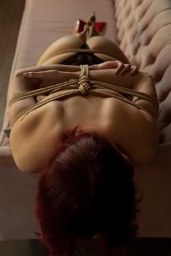 shibari rope escort London