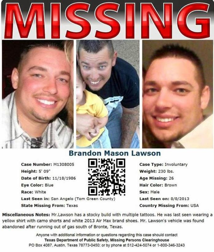 brandon-lawson-missing-poster