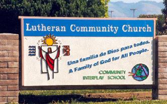 Lutheran Community Church