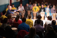 Tribal Drumming Workshop