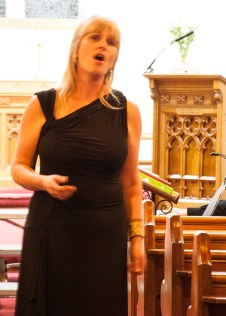 Marie Byrne Fingal Chamber Choir 08