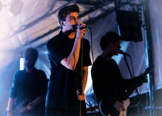 Photo Michael McKenna - Fontaines at the Skerries Soundwaves Mills Gig 2015 (4)